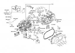 Kymco Mxu 500 Parts