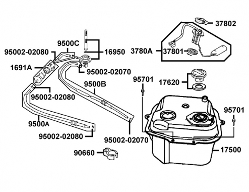 Kymco Scooter Parts, ATVs Scooter Parts, Performance